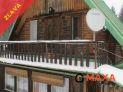 Rekreačná chata -  Podháj-Stráne okres Martin