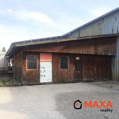 Prenájom výrobnej haIy/skladové priestory, Nitra