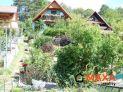 Rekreačná chatka so záhradkou v Novákoch - Breziny.