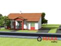 Rodinné domy na kľúč s garážou, Sotiná, Senica