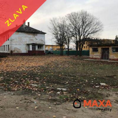 Výrobno podnikateľský objekt, Železničná ul. Senica