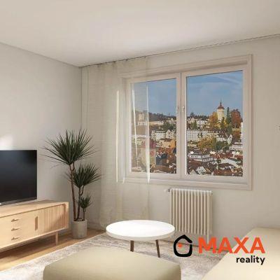 DOPYT Trojizbový byt, Sotina, centrum mesta