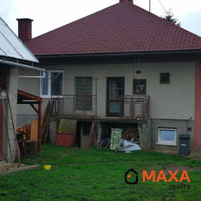 Rodinný dom - Bacúch, okres Brezno